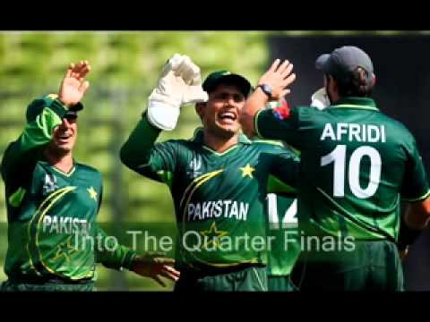 Afridi ...Do not say sorry!!!.