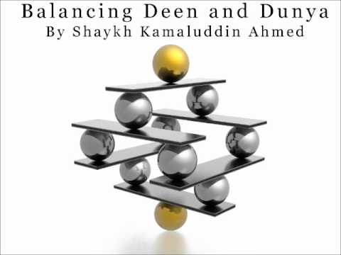 *EXCLUSIVE* Balancing Deen and Dunya By Shaykh Kamaluddin Ahmed