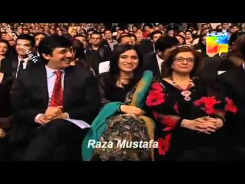 1st Hum Tv Awards Complete Show 28th April 2013