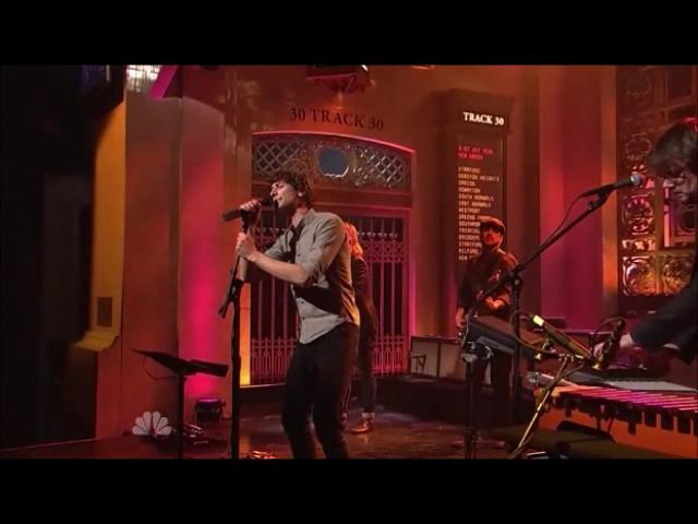 Gotye - Somebody That I Used To Know (Live on SNL)