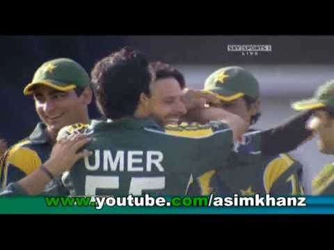 Shahid Afridi Best Catch in History of Cricket