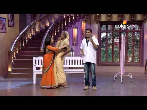 Comedy Nights with Kapil - Sunil Shetty & Johnny Lever - 30th June 2013 - Full Episode (HD)