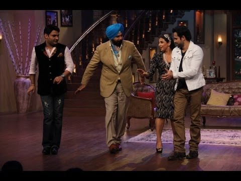 Comedy Nights with Kapil - Vidya Balan & Emraan Hashmi - 23rd June 2013 - Full Episode (HD)