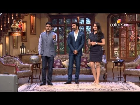Comedy Nights with Kapil - Sonakshi Sinha & Ranvir Singh - 29th June 2013 - Full Episode (HD)
