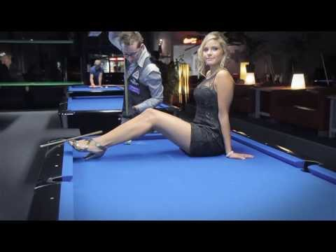 Amazing Pool Trick Shots in Germany (HD)