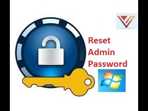 windows 7 password reset ! windows password recovery - reset admin password windows 7
