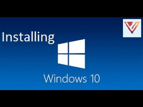 how to install windows 10 : install windows 10-how to reinstall windows