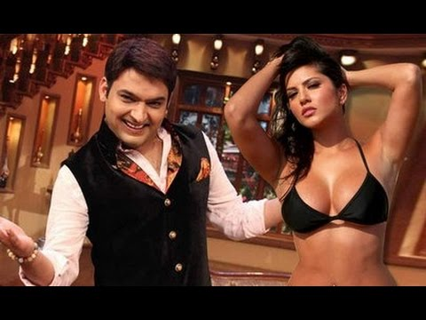 Kapil Sharma Comedy King Celebrating Sunny Leone Birthday On The Deck