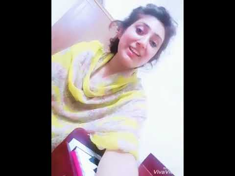 Nadia Ali Singing Lag ja gale cover song All time hit bollywoood songs.Aqib Bilal Videos