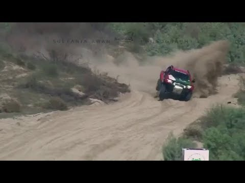 Sahibzada Sultan ♦ Thal Off-Road Rally 2017 Qualifying Round