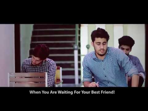 Two Best Friend Story In Exam Hall || fUnny videO