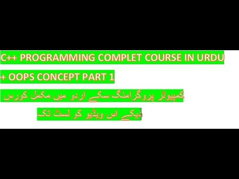 C++ PROGRAMMING OF  BEGINNER