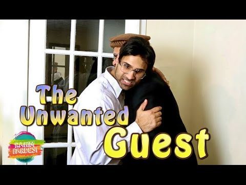 The Unwanted Guest | Rahim Pardesi
