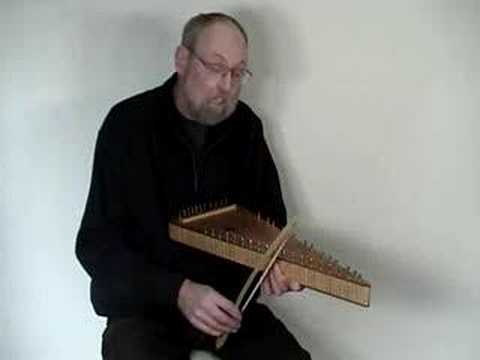 An Introduction to the Bowed Psaltery