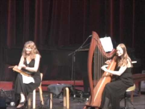 Celeste Ray and Four Celtic Voices Psaltery Dance 4