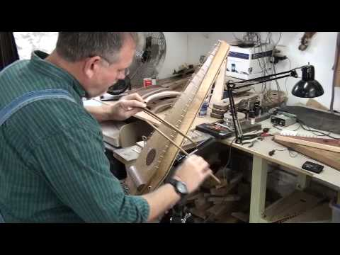 Baritone Bowed Psaltery