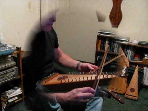 Let All Mortal Flesh Keep Silence with Mountain Dulcimer and Bowed Psaltery