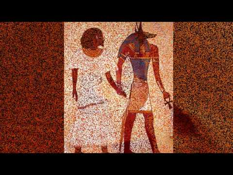 Anubis - a poem by James McEuen