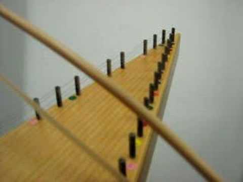 Bowed Psaltery zither, available on ebay