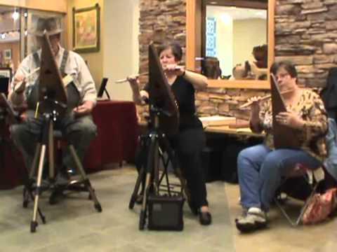 Sweet Beulah Land trio.wmv