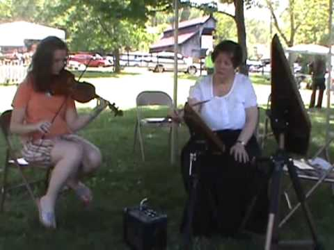 Simple gifts with violin1