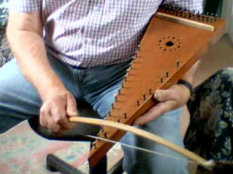 'The Ritchie Story',   This tune from a  song about a rich girl disobeying her father to marry a poor man !    Child Ballad 232  First tune played on a newly made Mahogany and Maple instrument
