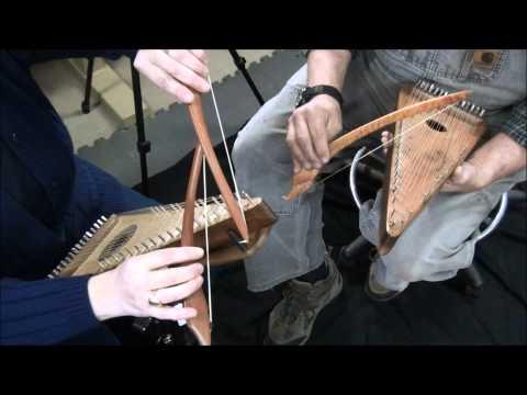 Southwind - Tenor Bowed Psaltery Duet