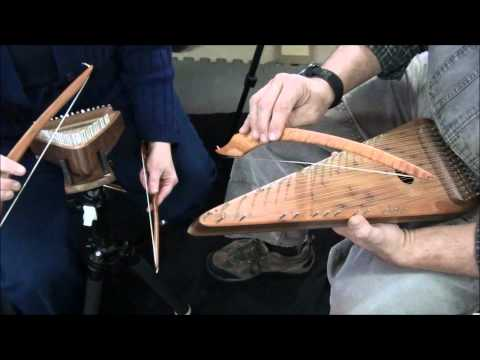 Ye Banks and Braes O' Bonnie Doon - Tenor Bowed Psaltery  Duet