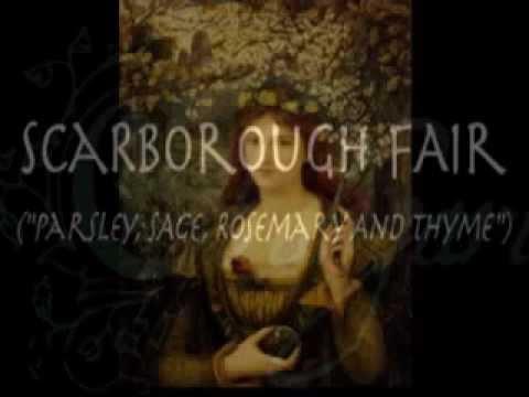 "Ebahgart - ""Scarborough Fair"" (salterio ad arco / viola da gamba)"