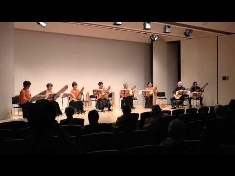 2014プサルタリー&ギターオータムコンサート1部1
