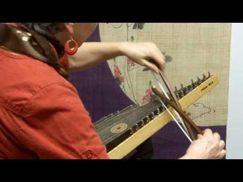 Lover's Waltz on the Bowed Psaltery