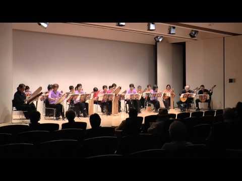 2014プサルタリー&ギターオータムコンサート1部2