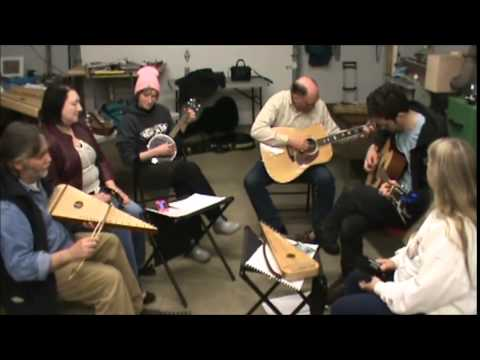 COLD FROSTY MORNING-SPRING CREEK BAND