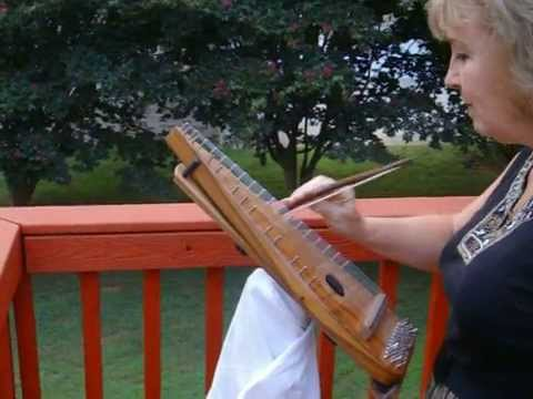 """""""The Gift of Love"""" on Bowed Psaltery"""