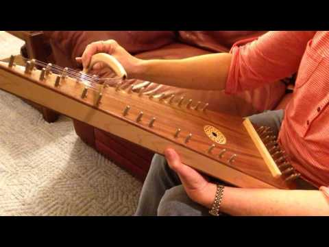 Were You There - Bowed Psaltery