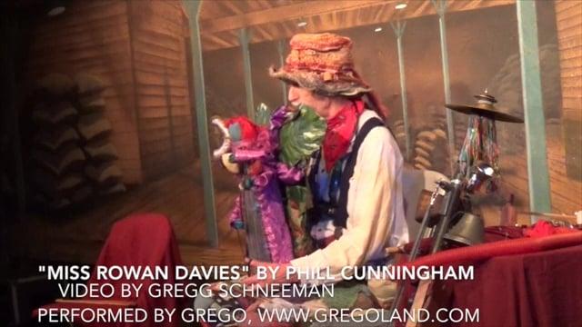 Miss Rowan Davies