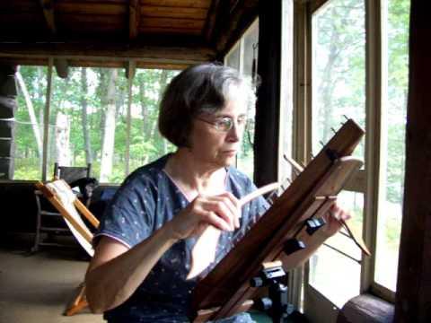 Ashokan Farewell on the Bowed Psaltery by Sue C Wheeler