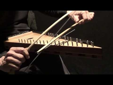 """""""IF I ONLY HAD A BRAIN"""" - Bowed Psaltery"""