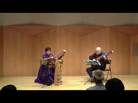 カンタービレ cantabile Op17 パガニーニ プサルタリー&ギター