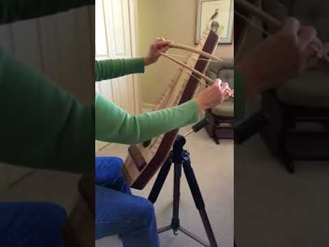 How Can I Keep From Singing - Bowed Psaltery