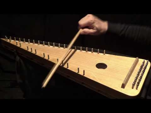 """""""FIELDTOWN PROCESSIONAL"""" on Bowed Psaltery"""