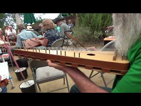 """""""SCDH MUSIC JAM #5"""" with Bowed Psaltery"""