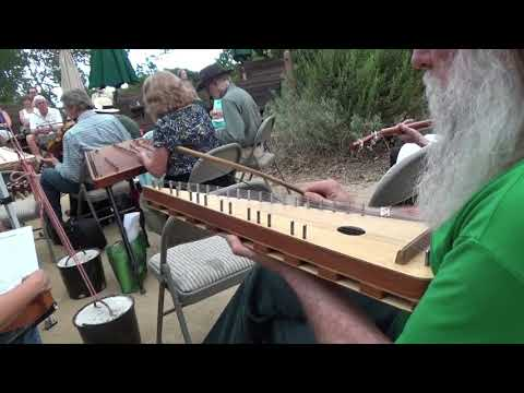 """""""SCDH MUSC JAM #4"""" with Bowed Psaltery"""