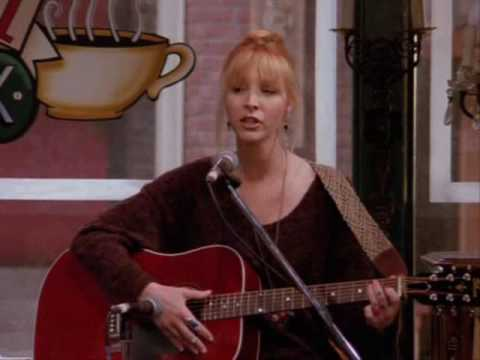 Smelly Cat by Phoebe Buffay - Friends