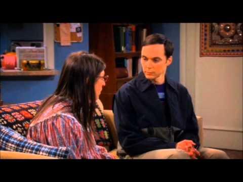 The Big Bang Theory - Sheldon spanks Amy