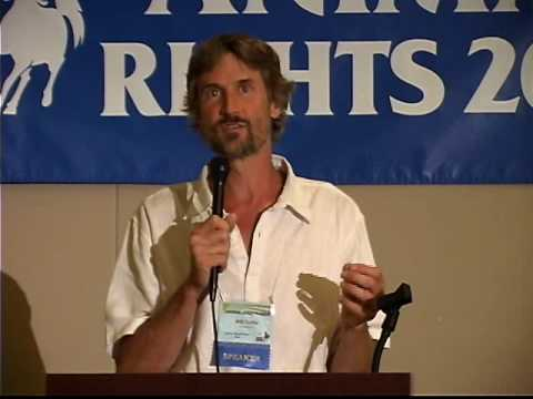 Dr. Will Tuttle - Animal Rights Conference 2009
