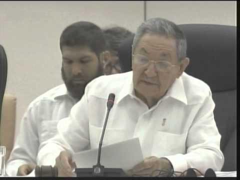 Discurso de Raúl Castro en la inauguración de la Cumbre ALABA TCP sobre el Ébola