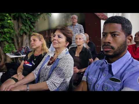 Acto central por el 40 aniversario de la brigada Antonio Maceo