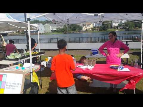 Cityseed Fair Haven Farmers market 2015
