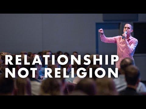 Isaiah Saldivar | Relationship Not Religion